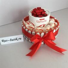 Торт из киндеров 05