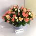 Корзина цветов 05