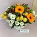 Корзина цветов 07