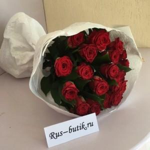 Букет роз 12