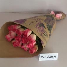 Букет роз 15