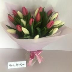 Букет тюльпанов 02