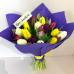 Букет тюльпанов 06