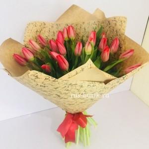 Букет тюльпанов 07