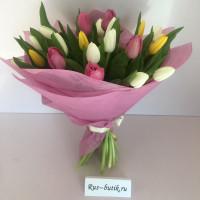Букет тюльпанов 01